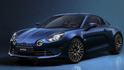 Alpine A110 Legende GT发布!搭1.8T限量300台
