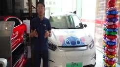 [实拍]比亚迪元Pro——动力篇,搭载磷酸铁锂刀片电池