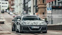 保时捷911全新改装版!外观造型升级动力大幅提升