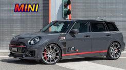 MINI全新Clubman改装版!限量300台,换装全新外观