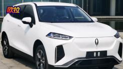 欧拉首款A+级SUV申报图!命名樱桃猫三季度上市