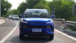 【思皓QX】————思皓QX采用了地平线中国首款车规级AI芯片